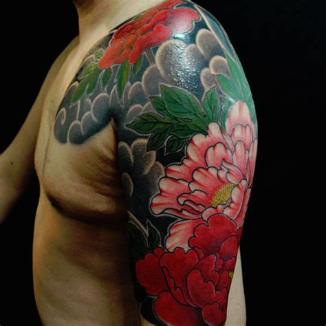 colorful sleeve tattoos for men 26 colorful half sleeve ideas for tattoos