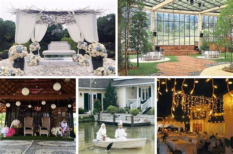 5 unique wedding venues in klang valley lifestyle