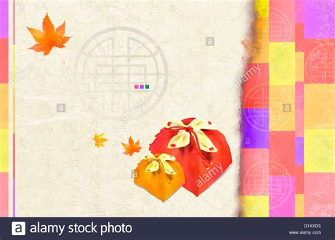 kpop powerpoint themes ppt template illustration of korean traditional design