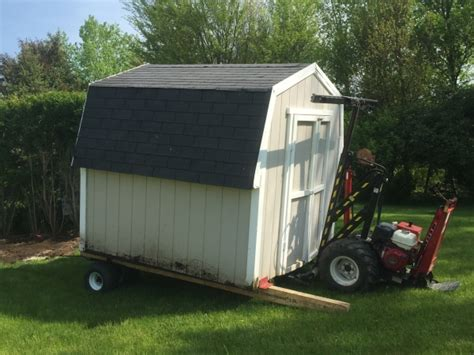 Mule Iv Shed Mover by Shed Moving Gallery Delivery Services Custom Built