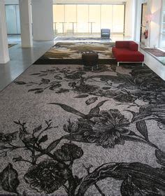 Custom Commercial Rugs by Human Nature Interface Carpet Tile Design