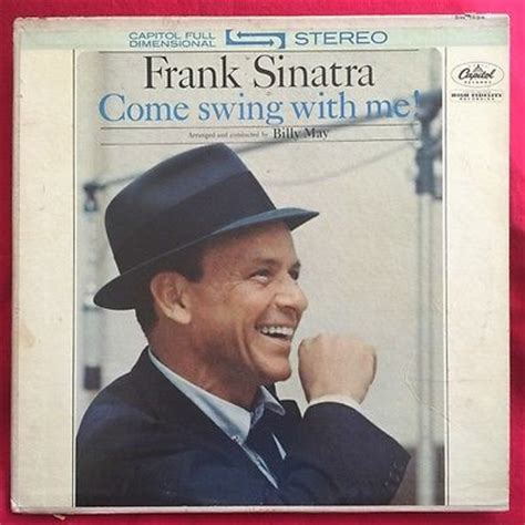 frank sinatra come swing with me roots vinyl guide