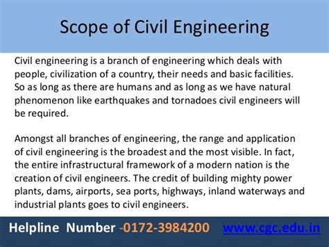 Future Scope Of Mba In Power Management by Future Scope Of Civil Engineering