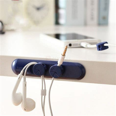 Magnetic Cable Organizer magnetic adjustable cable organizer 187 petagadget