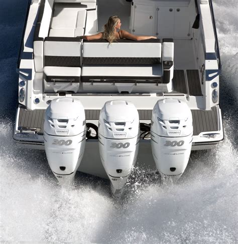monterey boats williston outboards take the day monterey debuts 385se at flibs