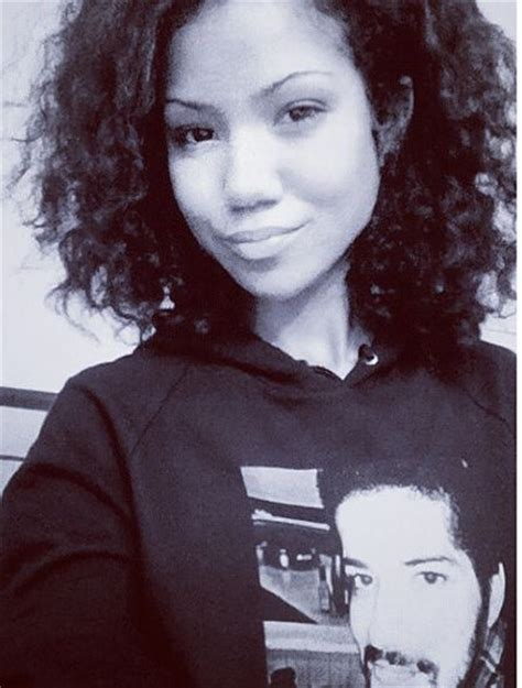 rashidas hip hop curly hair jhene aiko on pinterest crooks and castles smoking weed