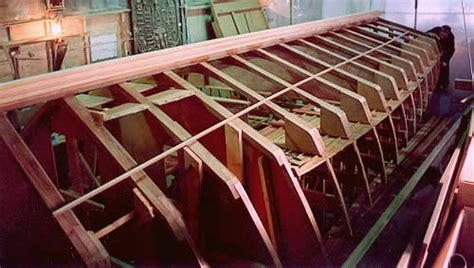 skiff kits anchorage the wooden legs visible just beyond david are part of the