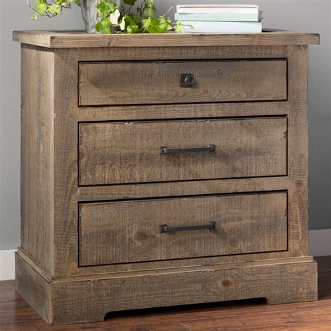 3 drawer nightstand plans furniture suits your elegant decor with 3 drawer