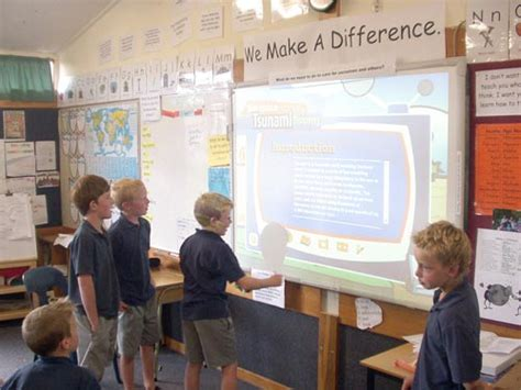 new year interactive whiteboard using an interactive whiteboard country schooling te