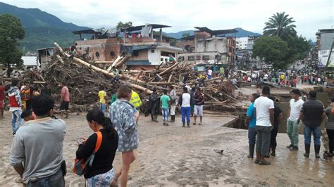 Daster Helo disaster relief for mudslide in mocoa colombia globalgiving
