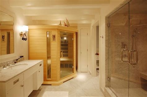 how to turn bathroom into sauna 10 homes with saunas that will instantly relax you photos