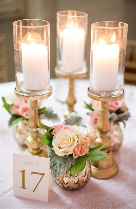 10 centerpieces ideas with candles fiftyflowers