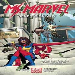 Wolverine Volume 2 Killable Marvel Graphic Novel Ebooke Book review ms marvel vol 2 generation why by g willow