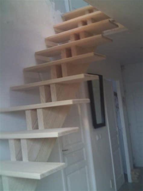 Fabriquer Un Escalier En Bois 4174 by Construire Escalier En Bois Stunning Fabriquer Un