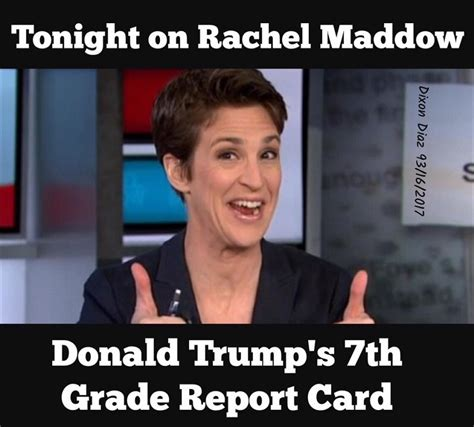 Rachel Maddow Meme - report rachel maddow caught in brazen lie regarding