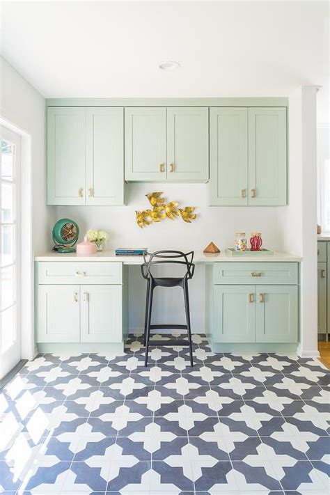 floor and decor cabinets mint green kitchen cabinets design ideas