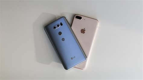 iphone 8 plus vs lg v30 question de budget androidpit