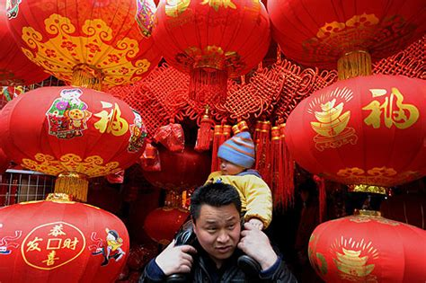 15th day of new year lantern festival china prepares for year of the tiger al jazeera