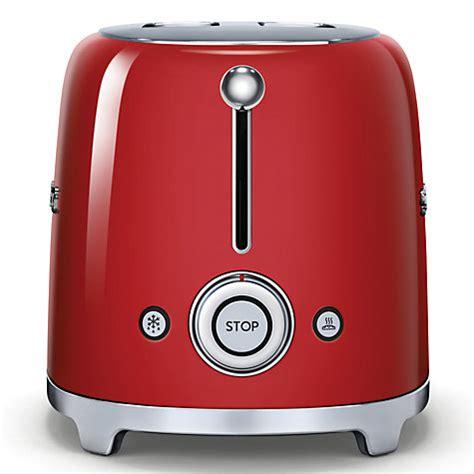 Buy 2 Slice Toaster Buy Smeg Tsf01 2 Slice Toaster Lewis
