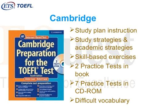 Succeed In The Toefl Ibt Test Cd Audio longman toefl ibt cd rom 2