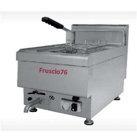 friggitrice da banco vendo friggitrice a gas 10 litri da banco professionale
