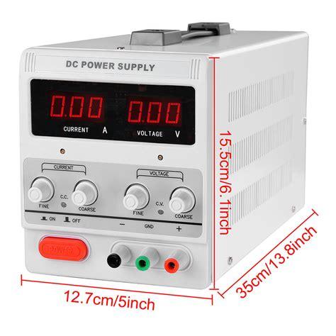 Box Power Supply Power Supply Box 10a 30v 10a adjustable dc power supply precision variable dual