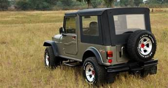 mahindra thar jeep modification customization services