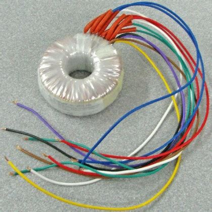 alimentatore toroidale toroidal transformer 2x15v 2x7v for dcx power supply