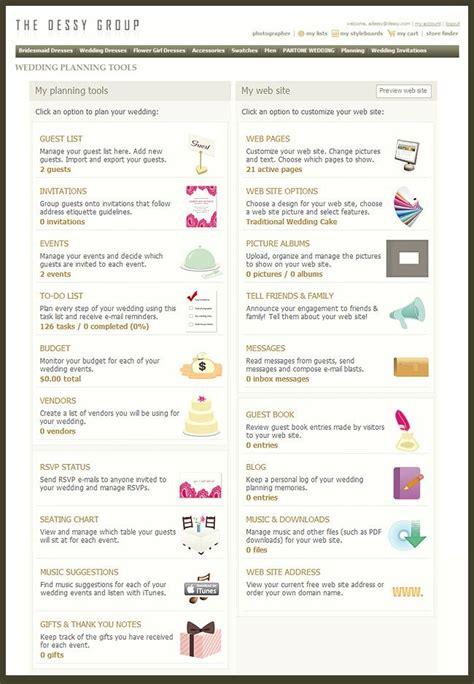 Wedding Planning Accessories by Planning Wedding Planner Accessoires Pour R 233 Ussir Votre