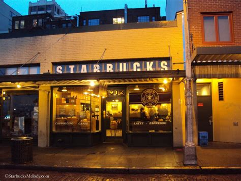Starbucks Pike Place 1912 pike place starbucks where it all began