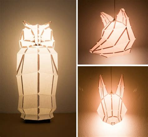 Lampe origami : élégante, intemporelle et design