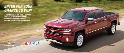 General Motors Sweepstakes - general motors win the chevrolet silverado z71 sweepstakes