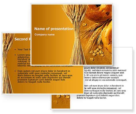 Baking Powerpoint Template Poweredtemplate Com 3 Baking Templates
