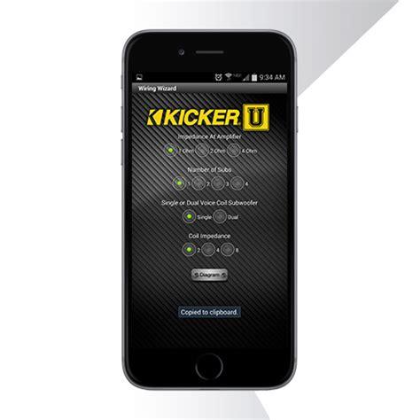kicker kickeru app 2 15 kicker l3 wiring diagrams