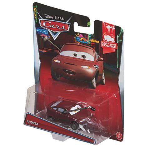 Disney Cars Andrea Die Cast masinuta andrea