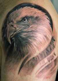 the meaning of eagle tattoos after inked tattoo