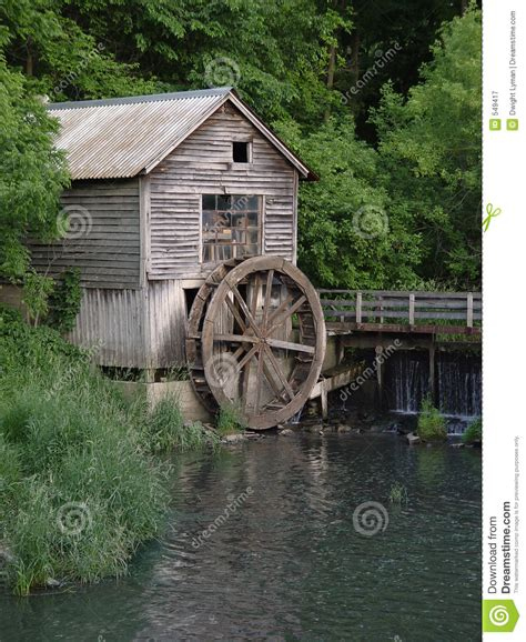 Mills To Do With The by Mill Stock Image Image Of House Wheel Trees Mill