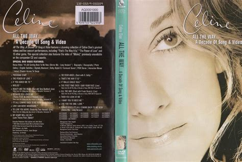 260518 ca line dion all the way dvd celine dion all the way a decade of song video
