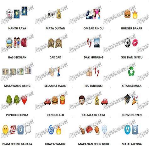 emoji rindu apo bondo eh ni level 121 level 140 answers apps