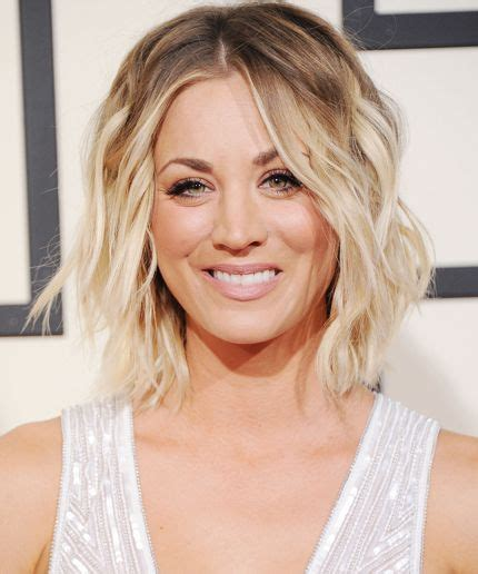 hairstyles for the character penny on the big bang theory this is what it takes for kaley cuoco to become penny