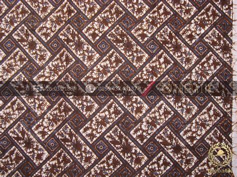 Bibit Kelapa Kopyor Kultur Jaringan kain batik motif klasik anyaman geometris thebatik co id