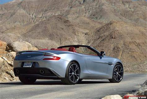 Aston Martin Palm Springs by Aston Martin Vanquish Volante In Palm Springs California