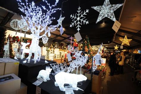 step inside taskers christmas department liverpool echo