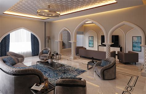 modern islamic home interior design cas