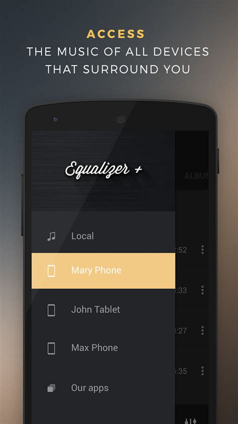 free equalizer app for android equalizer player booster android apps on play