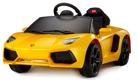 lamborghini children s car lamborghini lp700 aventador 6v electric children s battery
