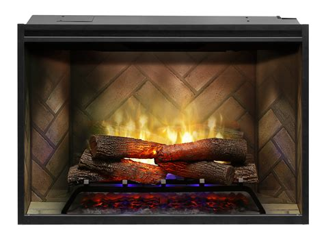 L And R Fireplace by Dimplex Rbf36 Revillusion Built In Electric Firebox