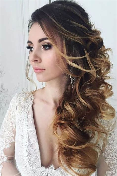 Wavy Prom Hairstyles by Wavy Prom Hairstyles For Hair Best 25 Formal