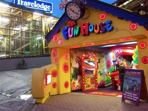 kids fun house niarara falls family entertainment niagara falls canada
