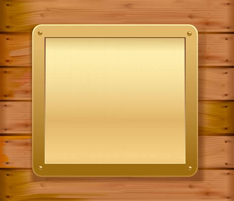 wood frame design vector set of wooden background with frames vector 04 vector